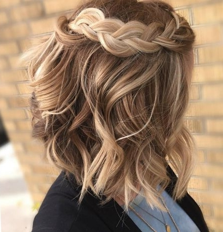 Braids And The Lob Are Our Two Fave Hair Trends Right Now, So Why Inside Current Braided Lob Hairstyles (View 10 of 15)