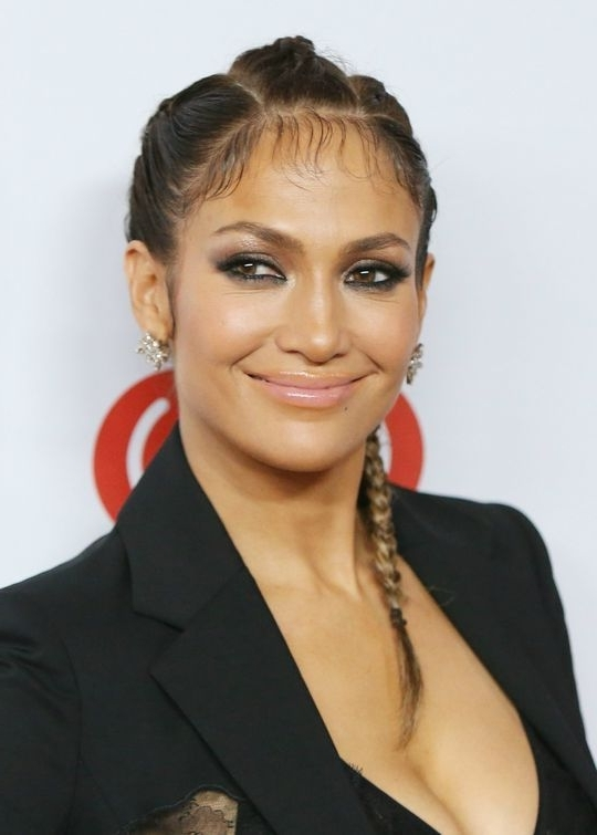 Braids Are Getting Way (Way!) Edgier This Fall | Pinterest | Hair Regarding Latest Jennifer Lopez Braided Hairstyles (View 8 of 15)