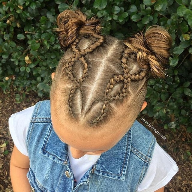 Braids   Braids   Pinterest   Twitter, Hair Style And Girl Hair With Regard To Most Current Braided Gymnastics Hairstyles (View 14 of 15)