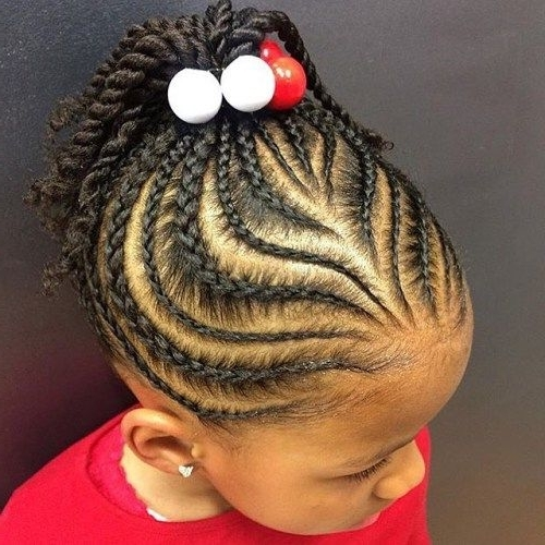 Braids For Kids – 40 Splendid Braid Styles For Girls | Kids Styles In Most Recently Braided Hairstyles For Kids (View 2 of 15)