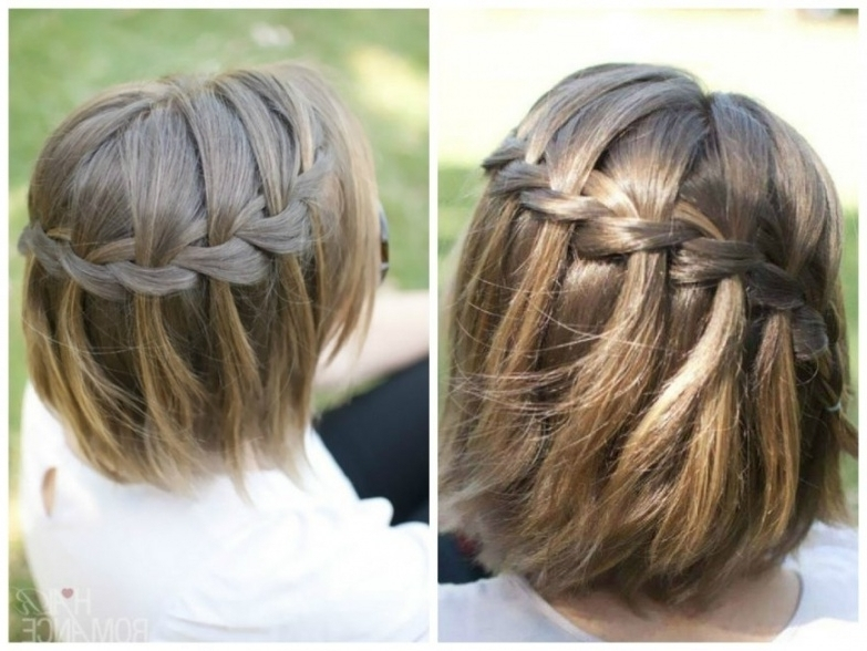 Braids For Medium Length Hair – Hair World Magazine Intended For For With Regard To Most Popular Medium Length Braided Hairstyles (View 12 of 15)