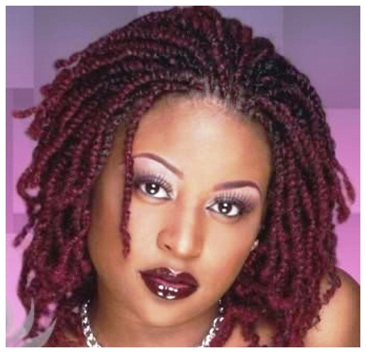 Braids For Short Hair African American | Hair Color Ideas And Styles With Regard To Best And Newest Braided Hairstyles For Short African American Hair (View 10 of 15)