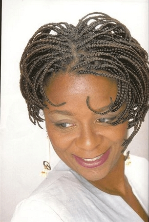Braids For Short Hair – Bob Braided Hairstyles You'll Love! Within Latest Braided Hairstyles On Relaxed Hair (View 8 of 15)
