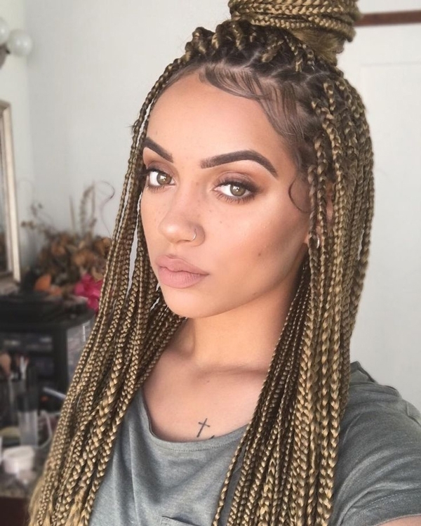 Braids Hairstyles For Black Women – Evesteps For Most Up To Date Braided Hairstyles For Women (View 14 of 15)