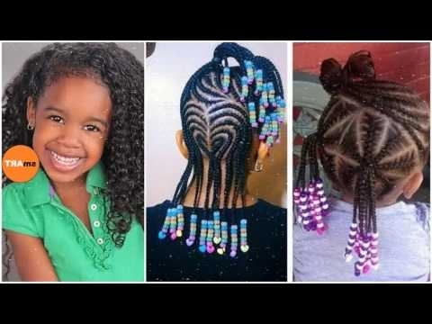 Braids Hairstyles Little Girls Little Girl Hairstyles With Braids Within Most Popular Braided Hairstyles For Little Girl (View 8 of 15)
