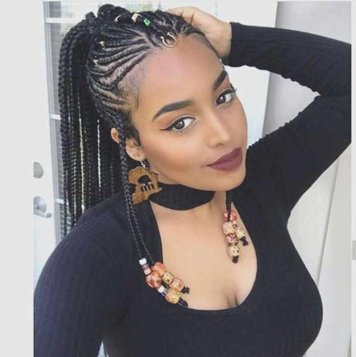 Braids Hairstyles Pictures Braids Hair Styles Best 25 Black Braided With Regard To Current Black Braided Hairstyles (View 11 of 15)