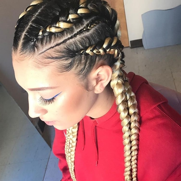 Bymekde – Seattle, Wa – Hair Within Recent Ethiopian Cornrows Hairstyles (View 7 of 15)