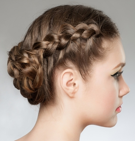 Car Insurance For Women – Diamond Uk Pertaining To Newest Messy French Braid With Middle Part (View 3 of 15)