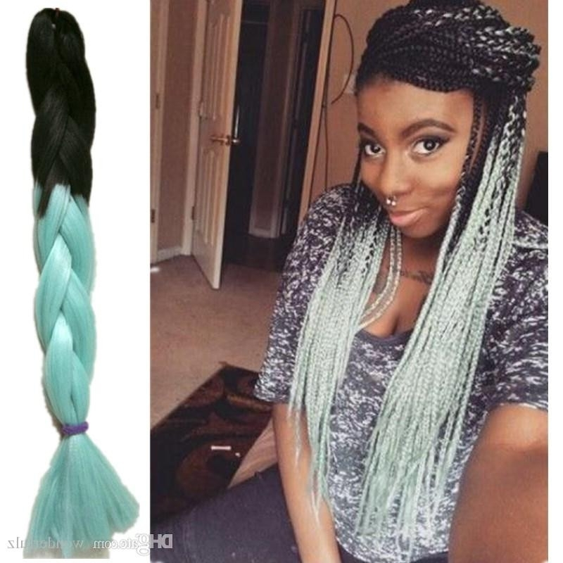 Color 27 Braiding Hair Inspirational Crochet Braid Hairstyles Lovely With Most Recent Braided Hairstyles With Color (View 3 of 15)