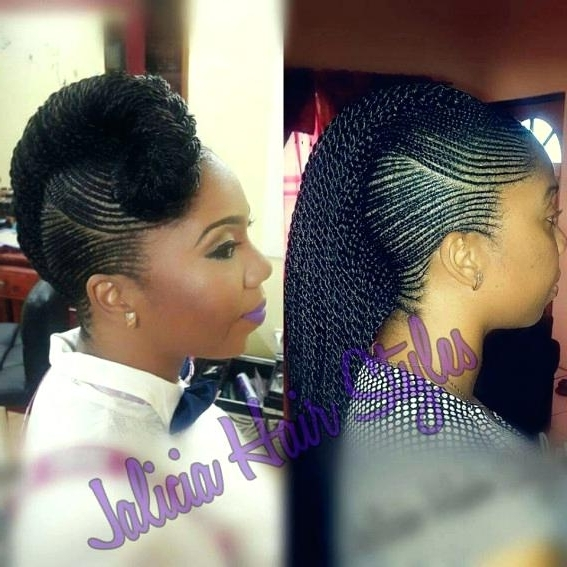 Cornrow Hair Styles Small Cornrows Hairstyles Fade Haircut Cornrow Within Recent Small Cornrows Hairstyles (View 13 of 15)