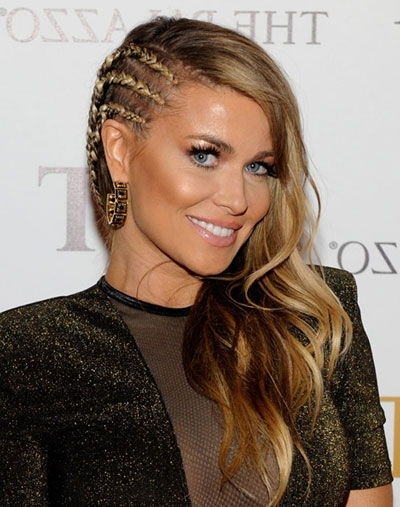 Cornrows Hairstyles – Haircuts – Hairdos – Careforhair.co (View 6 of 15)