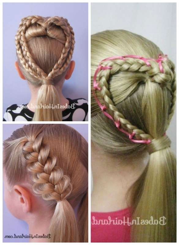 Craftionary Throughout Newest Heart Braided Hairstyles (View 8 of 15)