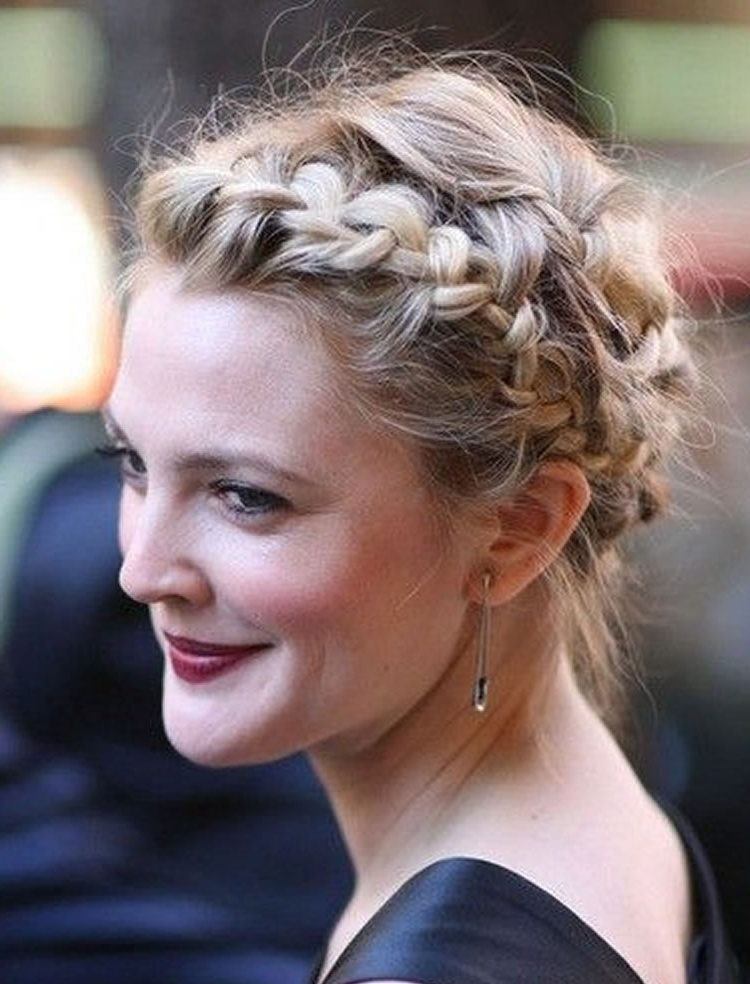 Featured Photo of Braided Hairstyles For Women Over