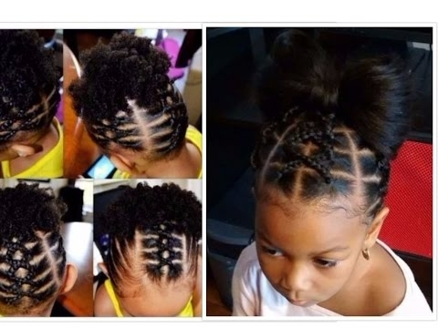 Featured Photo of Braid Hairstyles With Rubber Bands