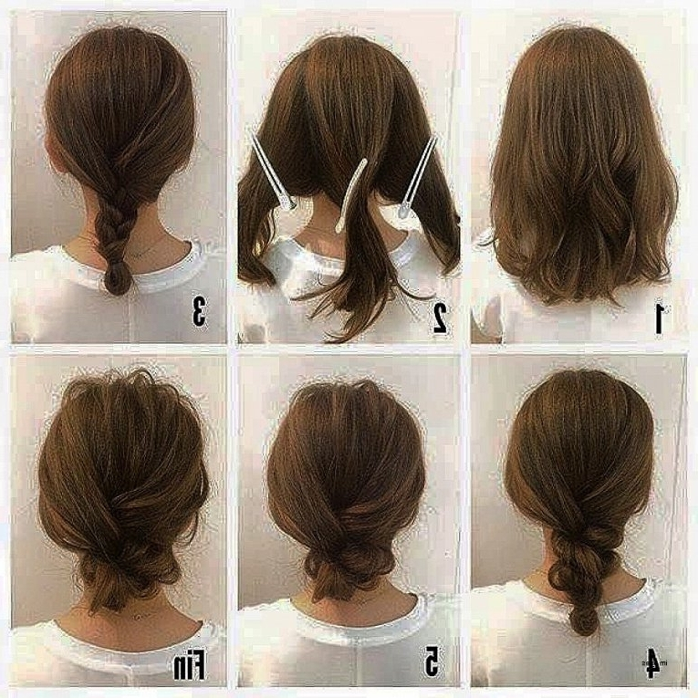 Cute Hairstyles: Luxury Cute Braided Hairstyles For Medium Length In Latest Medium Length Braided Hairstyles (View 6 of 15)