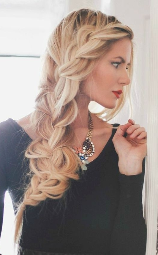 Cute Hairstyles With Braids – Bombshells Hair Studio In Most Popular Braided Hairstyles For White Hair (View 12 of 15)