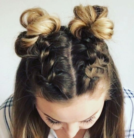 Double Dutch Braid Styles: 8 Epic Pinterest Ideas And 30 Tutorials Inside Recent Dutch Braid Hairstyles (Gallery 15 of 15)