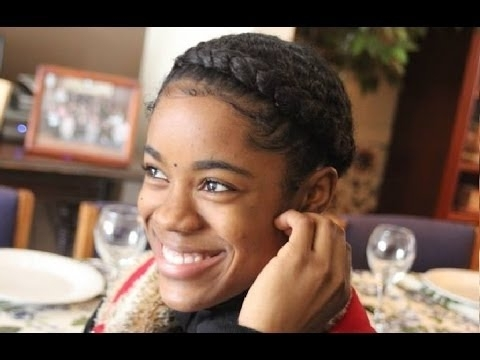 Dutch Braid Crown | Natural Curly Holiday Hair | Protective Style In Best And Newest Dutch Braid Crown For Black Hair (Gallery 3 of 15)