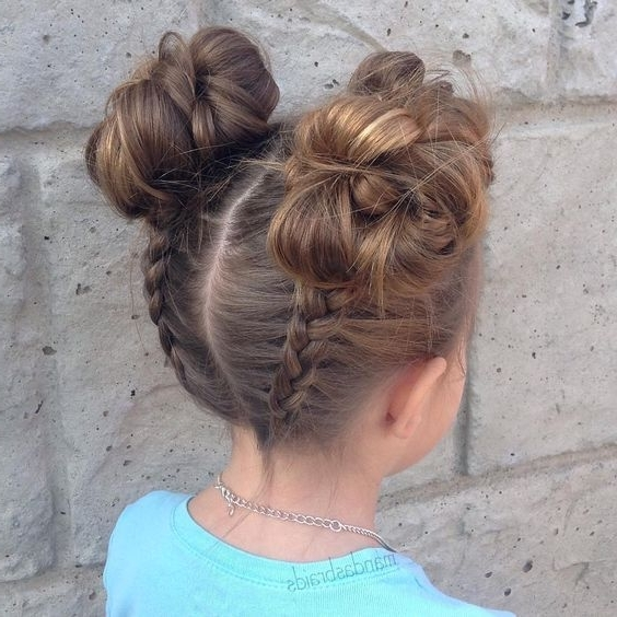 Easy And Cute Braided Hairstyles For Girls Before School   Hair Intended For Most Recently Cute Braided Hairstyles (View 2 of 15)