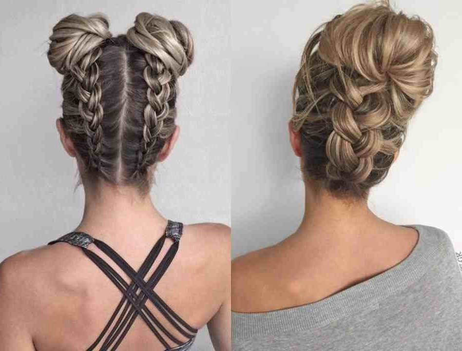 Easy To Do Hairstyles Try In Haircuts Easy Casual Braided Updos To Inside Most Recent Easy Casual Braided Updo Hairstyles (View 14 of 15)