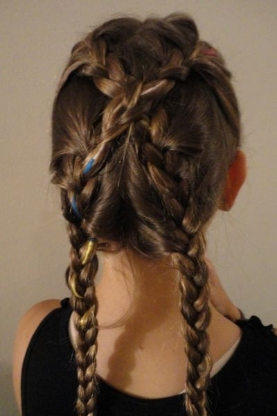 Eight Runner Tested Hairstyles | Running Hairstyles, Ponytail And Intended For Latest Braided Hairstyles For Runners (View 14 of 15)