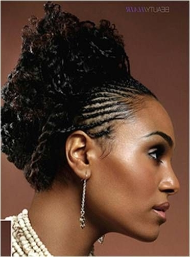 Elegant Cornrow Hairstyles A Strong Favorite | Hair Care | Pinterest With Most Recently Elegant Cornrows Hairstyles (View 11 of 15)