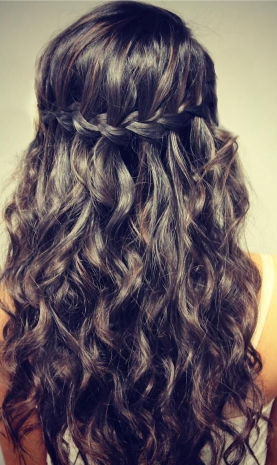 Enhance Beautygraduation Hairstyles – Yasminfashions For Best And Newest Braided Graduation Hairstyles (View 12 of 15)
