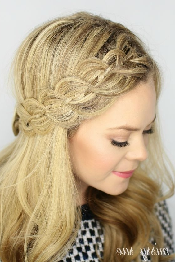 Everyday Simple Hairstyle Ideas For Long, Medium And Short Haircuts Intended For Newest Braided Everyday Hairstyles (View 15 of 15)