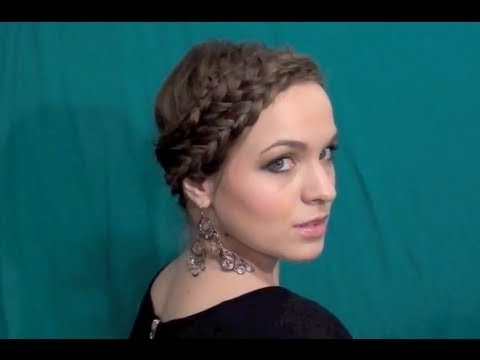Evil Queen's Braids From Snow White And The Huntsman – Youtube Within 2018 Queen Braided Hairstyles (View 5 of 15)
