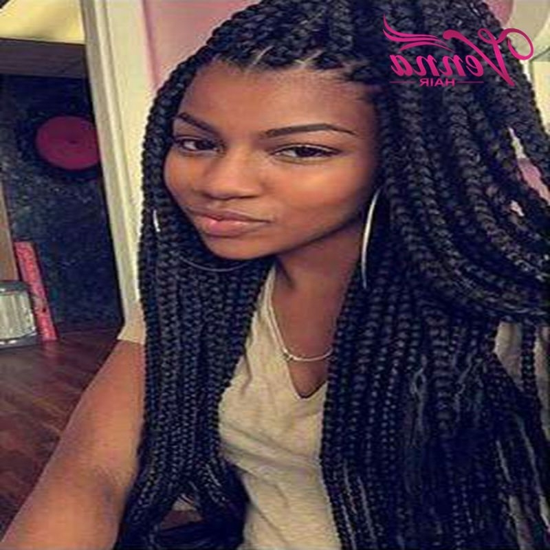 Fake Hair For Braids | Find Your Perfect Hair Style For Best And Newest Braided Hairstyles With Fake Hair (View 15 of 15)