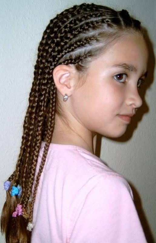Fashion Hairstyles: Advantages Of White Girl Cornrows – Cornrow Within Most Up To Date Cornrows Hairstyles For White Girl (View 3 of 15)