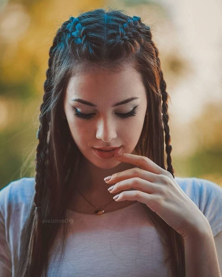 Fine Hair Styles As To 97 Best White Girl Braids Images On Pinterest In Best And Newest White Braided Hairstyles (View 13 of 15)