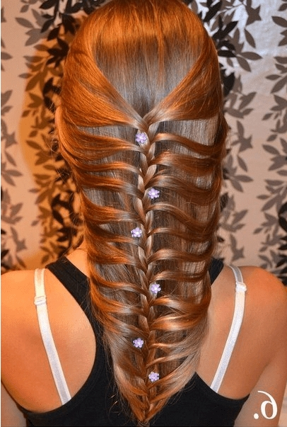 French Braid Hairstyles 2014 – How To Do A French Braid Regarding 2018 Two Classic Braids Hairstyles (View 11 of 15)