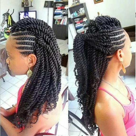 Fresh Jamaican Braided Hairstyles – Life Style Info With Best And Newest Jamaican Braided Hairstyles (View 7 of 15)