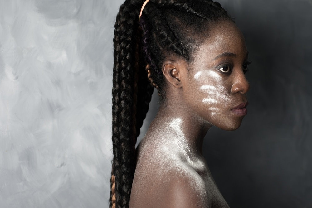 Ghana Braids Hairstyles: History & Pictures Of Ghana Braids Styles Within Recent Long Curvy Braids Hairstyles (Gallery 13 of 15)