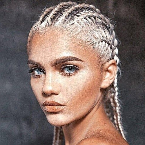Girl, Braid, And Hair Image | Beauty | Pinterest | Hair Images Regarding 2018 White Braided Hairstyles (View 2 of 15)