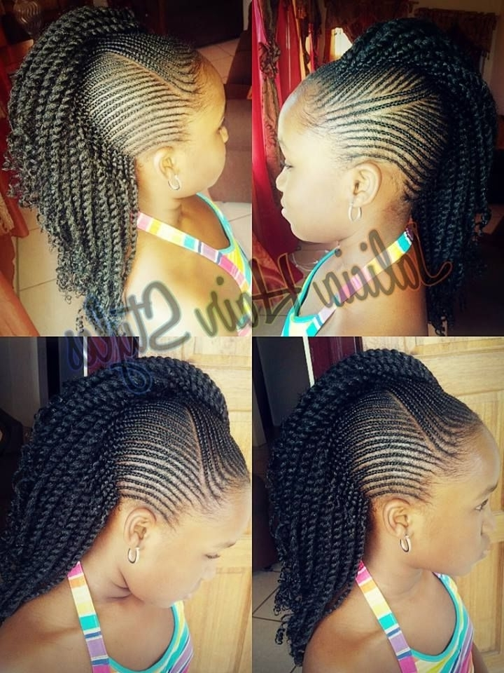 Gorgeous Cornrows Createdjalicia Hair Styles – Black Hair Throughout Most Up To Date Jalicia Braid Hairstyles (Gallery 2 of 15)