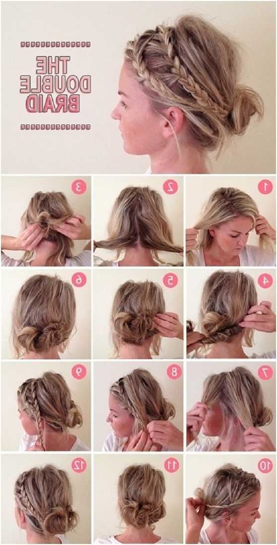 Great Hairstyle Tutorials For Long Hair | Styles Weekly In Most Current Braided Everyday Hairstyles (View 2 of 15)