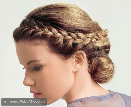 Greek Goddess Braids Hairstyles | Medium Hair Styles Ideas - 28008 regarding Most Popular Braided Greek Hairstyles