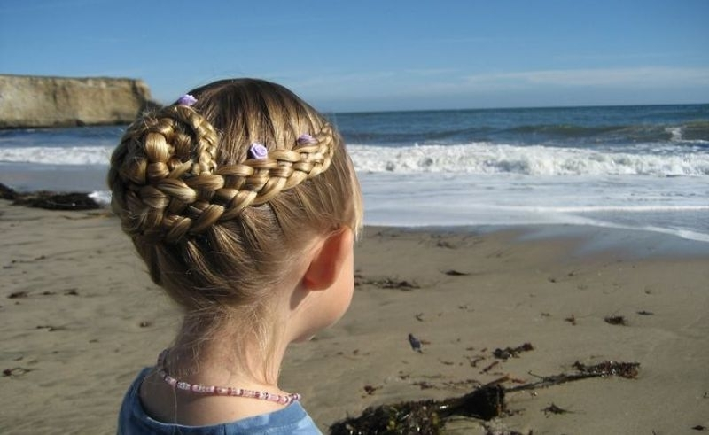 Gymnastics Hairstyles For Long Hair | Beauty Within Clinic Within Newest Braided Gymnastics Hairstyles (Gallery 13 of 15)