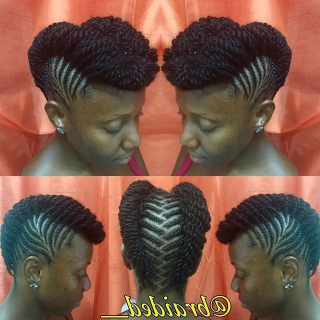 Hairstyles For Highschool Graduation Parties – Braids Hairstyles For Pertaining To Most Current Cornrow Hairstyles For Graduation (View 8 of 15)