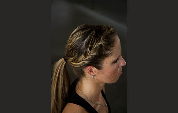 Hairstyles For Runners | Active In Most Up To Date Braided Running Hairstyles (View 3 of 15)