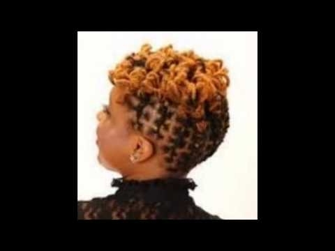 Hairstyles For Short Locs – Youtube For Most Up To Date Dreadlocks Hairstyles For Women (View 11 of 15)