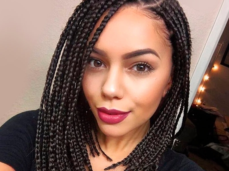 Hairstyles With Braiding Hair For Most Current Singles Braided Hairstyles (View 7 of 15)