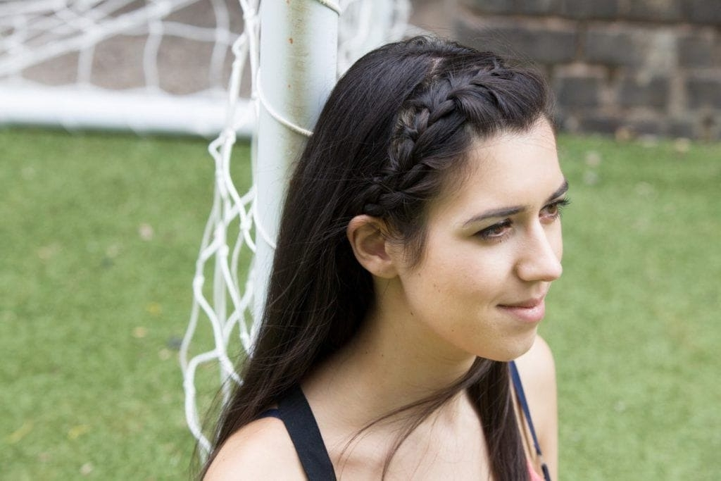 Half Braided Hairstyles: 44 Pretty, Super Flattering Looks With Most Recently Braided Hairstyles For Women Over (View 11 of 15)