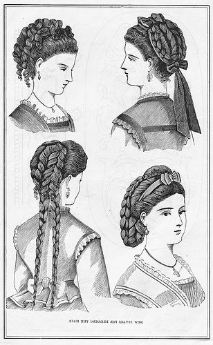 Help For This Victorian Braided Hairstyle !!! Throughout Latest Braided Victorian Hairstyles (View 15 of 15)