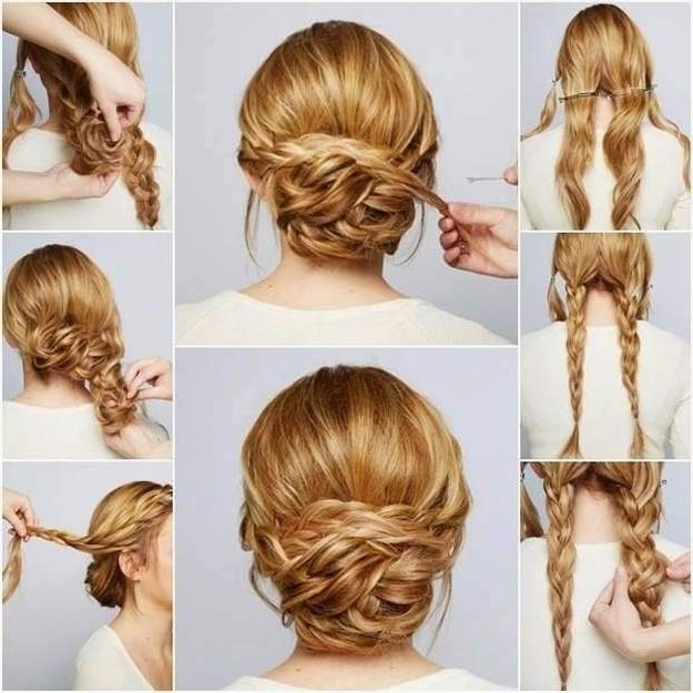 Homecoming Dance Hairstyles Inspiration Perfect For The Queen For Most Recent Braided Hairstyles For Dance (View 3 of 15)