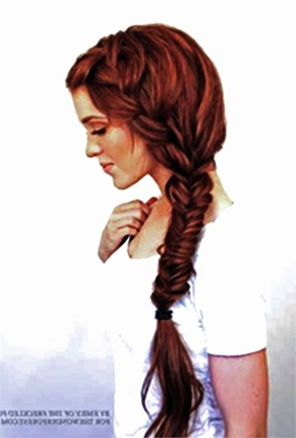 How To: Bohemian Side Braid – Hairstyling & Updos – Modern Salon Within Latest French Braids Crown And Side Fishtail (View 10 of 15)