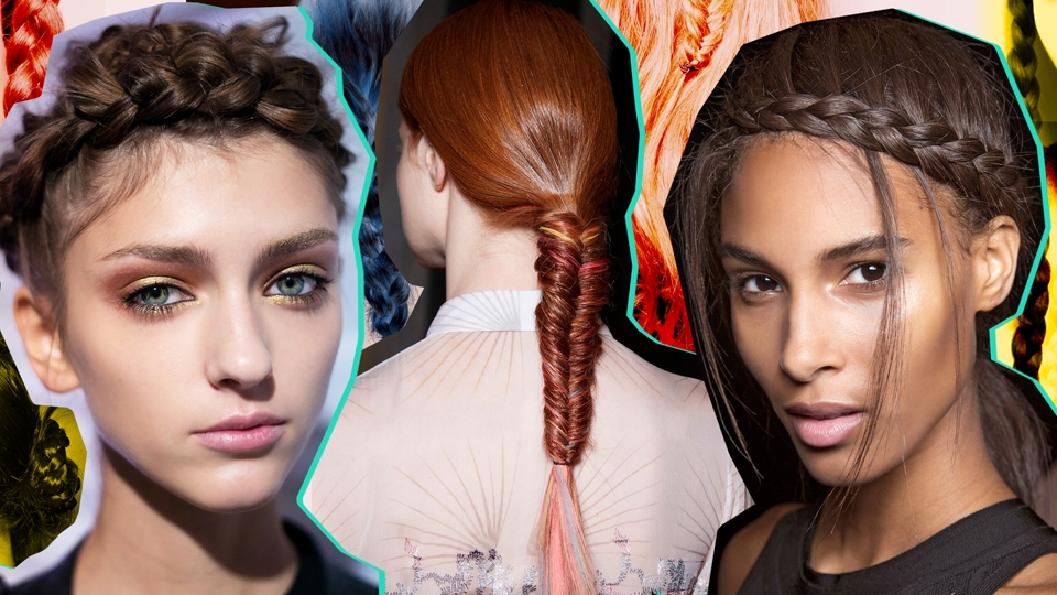 How To Braid Your Hair – 9 Braids For Beginners | Stylecaster With Regard To Newest Two Classic Braids Hairstyles (View 9 of 15)