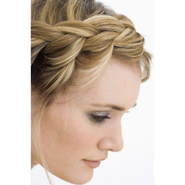 How To Braid Your Hair Like A Greek Goddess   Our Everyday Life For Latest Braided Greek Hairstyles (View 10 of 15)